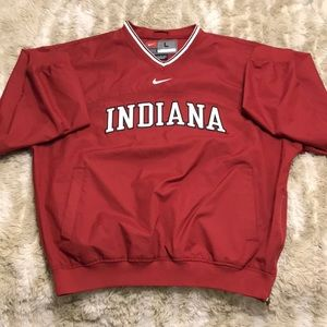 🏀NIKE THROWBACK INDIANA HOOSIERS JACKET 🏀